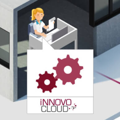 animation trickfilm für innovo cloud